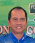 Golfer's Image